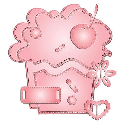 LDRS Creative - Designer Dies - Build-a-Card - Petite - Cherry on Top