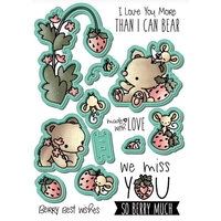 LDRS Creative - Coordinating Die Set - Strawberry Patch Coordinating Die Set