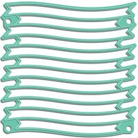 LDRS Creative - Designer Dies - Wave Ribbon Stack