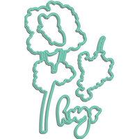 LDRS Creative - Dies - Pelargonium