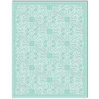 LDRS Creative - Dies - Floral Mosaic A2 Cover Plate