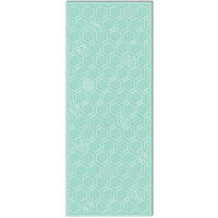 LDRS Creative - Dies - Slimline - Honeycomb Cover Plate