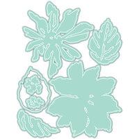 LDRS Creative - Christmas - Designer Dies - Layered Poinsettia