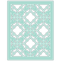 LDRS Creative - Designer Dies - Modern Geometric A2 Cover Plate - Set 01