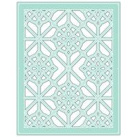 LDRS Creative - Designer Dies - Modern Geometric A2 Cover Plate - Set 02