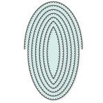 LDRS Creative - Designer Dies - Basic Pierced Ovals