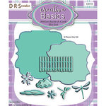 LDRS Creative - Creative Basics Collection - Designer Dies - Allifair Build-A-Card