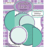 LDRS Creative - Creative Basics Collection - Designer Dies - Fancy Circles
