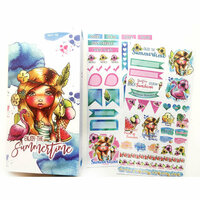 LDRS Creative - Cre8tive Cre8tions Collection - Travel Planner - Summer - Undated