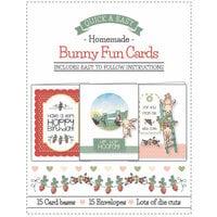 LDRS Creative - Card Kit - Bunny Fun Cards - 15 Card Kit