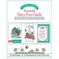 LDRS Creative - Card Kit - Fairy Fun Cards - 15 Card Kit