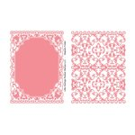LDRS Creative - Embossing Folder - Majestic