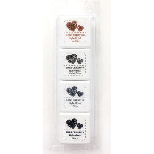 LDRS Creative - Mini Hybrid Ink Set - Cobblestone