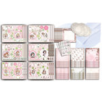 LDRS Creative - Polkadoodles Collection - Card Kit - Sugar Blossom