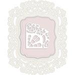 LDRS Creative - Polkadoodles Collection - Designer Dies - Regal Frame