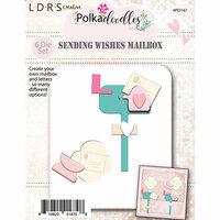 LDRS Creative - Polkadoodles Collection - Designer Dies - Mailbox