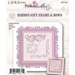 LDRS Creative - Polkadoodles Collection - Designer Dies - Ribbon Frame