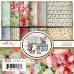 LDRS Creative - Polkadoodles Collection - Christmas - 6 x 6 Paper Pack - Winter Land