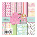 LDRS Creative - Polkadoodles Collection - 6 x 6 Paper Pack - Pretty Perfect