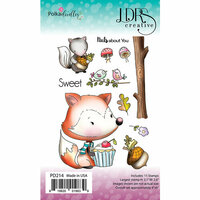 LDRS Creative - Clear Photopolymer Stamps - Nuts About You