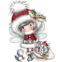 LDRS Creative - Clear Photopolymer Stamps - Santa - Winnie