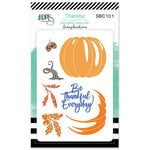 LDRS Creative - Clear Photopolymer Layering Stamps - Thankful