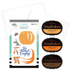 LDRS Creative - Clear Photopolymer Stamp Set - Thankful Card Making Bundle