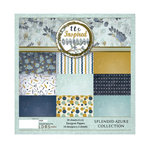 LDRS Creative - Splendid Azure Collection - 6 x 6 Paper Pack