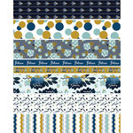 LDRS Creative - Splendid Azure Collection - Washi Stickers