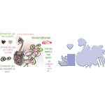 LDRS Creative - Designer Dies and Clear Acrylic Stamps - Sami Swan
