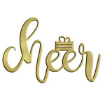 LDRS Creative - Christmas - Designer Dies - Cheer Word