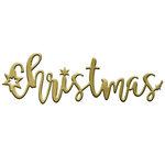 LDRS Creative - Christmas - Designer Dies - Christmas Word