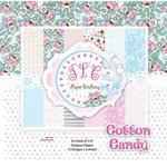 LDRS Creative - 6 x 6 Paper Pack - Cotton Candy