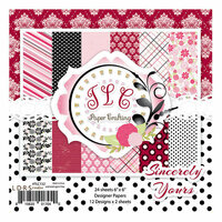 LDRS Creative - 6 x 6 Paper Pack - Sincerely Yours