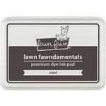 Lawn Fawn - Premium Dye Ink Pad - Soot
