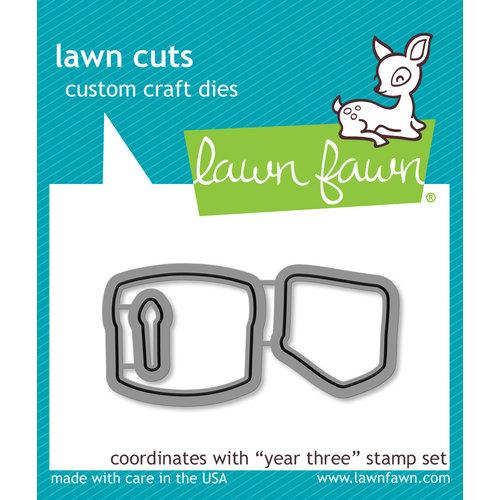 Lawn Fawn - Lawn Cuts - Dies - Year Three