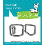 Lawn Fawn - Lawn Cuts - Dies - Year Three