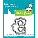 Lawn Fawn - Lawn Cuts - Dies - Stinkin' Cute