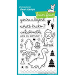 Lawn Fawn - Clear Acrylic Stamps - Lovable Legends