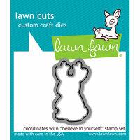Lawn Fawn - Lawn Cuts - Dies - Believe in Yourself