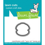 Lawn Fawn - Lawn Cuts - Dies - Year Six