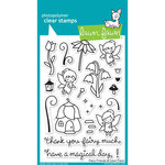 Lawn Fawn - Clear Acrylic Stamps - Fairy Friends