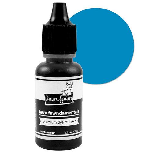 Lawn Fawn - Premium Dye Ink Reinker - Fish Tank