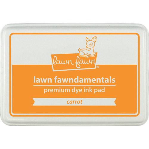 Lawn Fawn - Premium Dye Ink Pad - Carrot