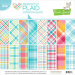 Lawn Fawn - Perfectly Plaid Collection - 12 x 12 Collection Pack