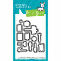 Lawn Fawn - Lawn Cuts - Dies - Just for You