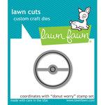 Lawn Fawn - Lawn Cuts - Dies - Donut Worry