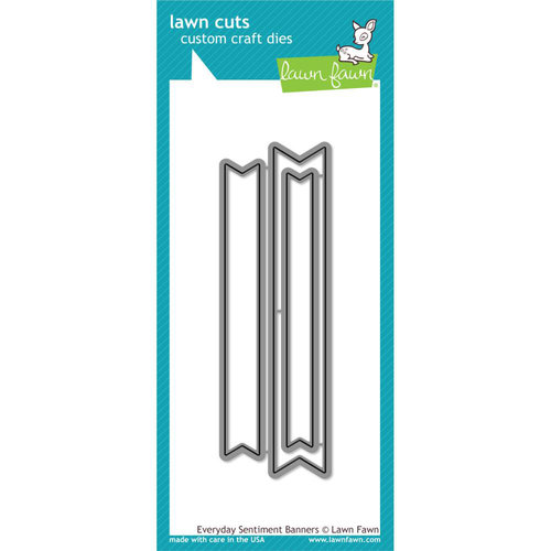 Lawn Fawn Everyday Sentiment Banners