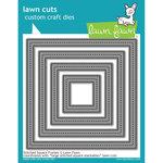 Lawn Fawn - Lawn Cuts - Dies - Stitched Square Frames