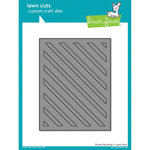 Lawn Fawn - Lawn Cuts - Dies - Stripey Backdrop